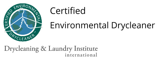 Certified Enviornmental Drycleaner